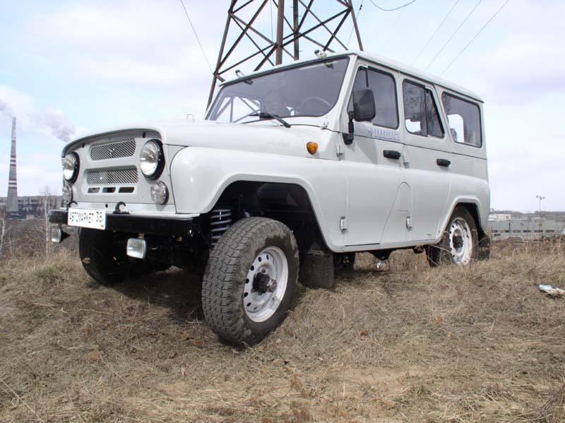 Дизельный УАЗ-315148