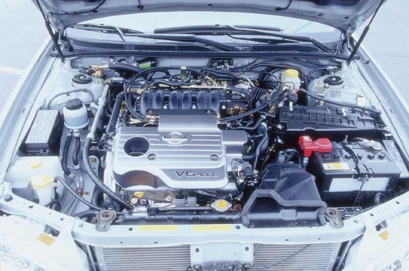 Отличия двигателей ниссан