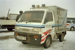 автомобиль Suzuki Carry
