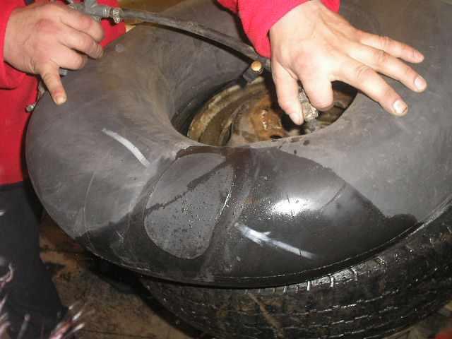 Ремонт боковых порезов шин виды порезов, способы