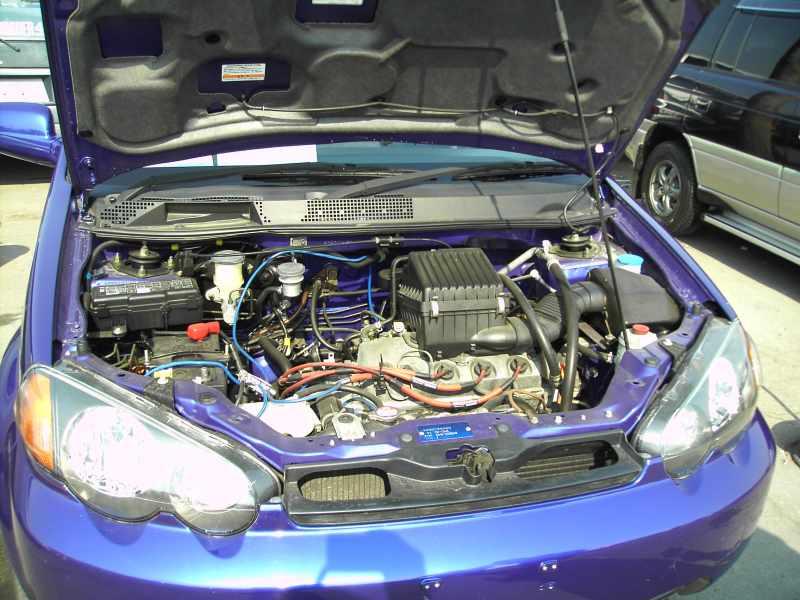 Традиционное для Honda. HR-V